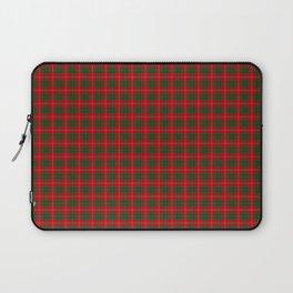 Chisholm Tartan Plaid Laptop Sleeve