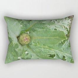 arty choke Rectangular Pillow