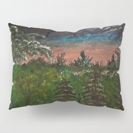 The Forest of Princess Piki Pillow Sham
