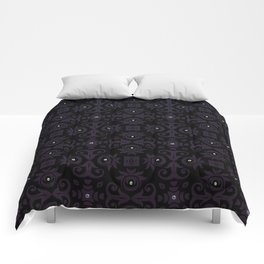 Pisces Pissed - Plum - Fall 2018 Comforters
