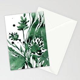 Organic Impressions No. 103 by Kathy Morton Stanion Stationery Cards