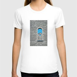 Through a Wall - The Peace Collection T-shirt