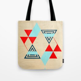 Moving Mountains Tote Bag