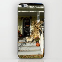 A Country Halloween iPhone Skin