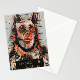 Waldick Dogman Stationery Cards