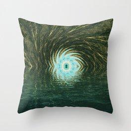 Self Reflection Throw Pillow