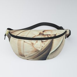 𝟞𝕂 𝔼ℕ𝕋. Society6 Online Music Photography - Wilson Pickett BLM Soul R&B Rock and Roll HOF 5568 Fanny Pack