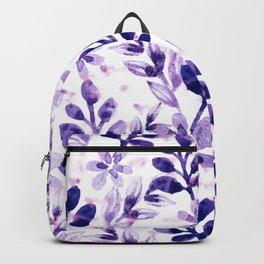 Watercolor Floral VIV Backpack
