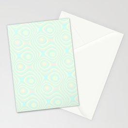 Mid Century Modern 2 Stationery Cards