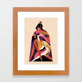 CAETANA  Framed Art Print