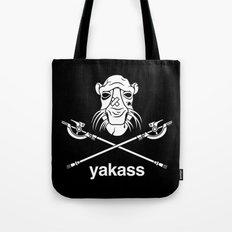 Yakass Tote Bag