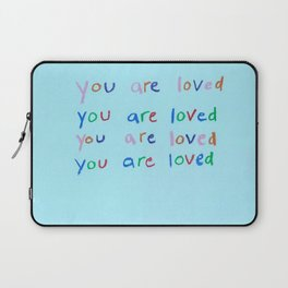 Sure You Are Laptop Sleeve