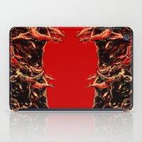 bull iPad Cases featuring bull by barmalisiRTB