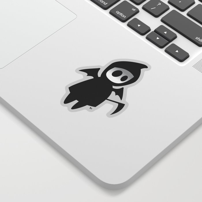 Petitemort Sticker