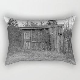 Humble Origins Rectangular Pillow