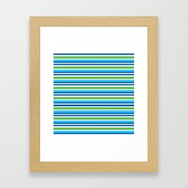 Nautica_Series 4 Framed Art Print