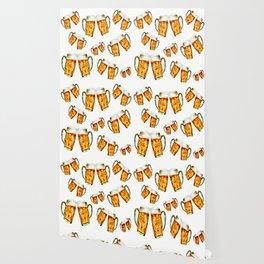 White forever beers Wallpaper