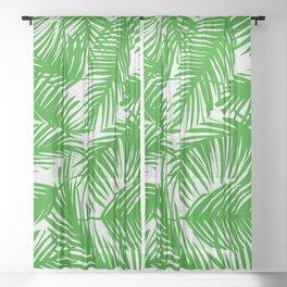 Tropical Pattern 02E Sheer Curtain