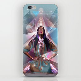 The Light of Truth iPhone Skin