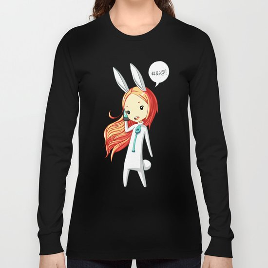 Bunny Girl 2 Long Sleeve T-shirt
