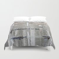 turtles Duvet Covers featuring Turtles, turtles everywhere by Twilight Wolf