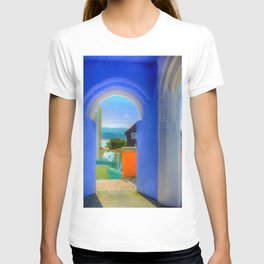 Continental Blue Archway T-shirt