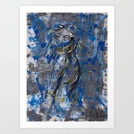 Mess of Desire Art Print