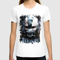 bane T-shirts featuring Bane: Rise by Sirenphotos