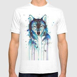 -Dark Wolf- T-shirt