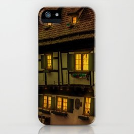 Hotel crooked house Ulm iPhone Case