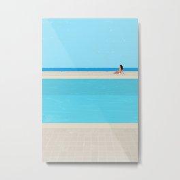 pool-3 Metal Print