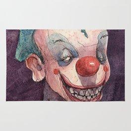 Creepy Clowns Series n.1 Rug