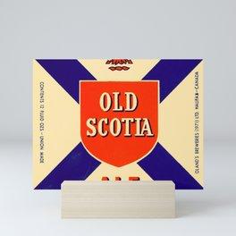 Old Scotia Mini Art Print