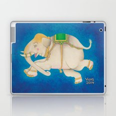 Happy Dreamtime Elephant Laptop & iPad Skin