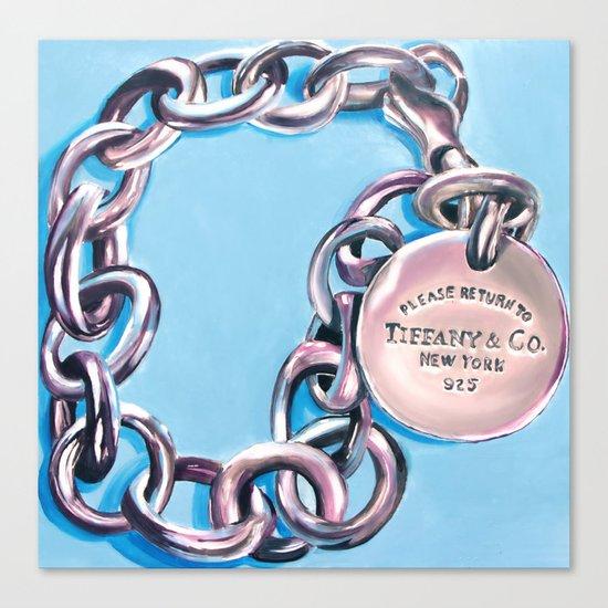 Tiffany & Co. Canvas Print
