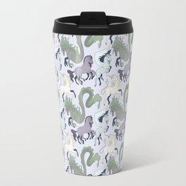 Horsy Creatures Travel Mug