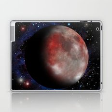 Red moon Laptop & iPad Skin