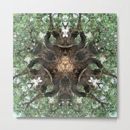 Cathedral Tree Metal Print