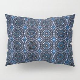 INSIDEOUT/Dark Blue Pillow Sham