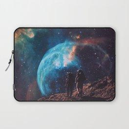 Hiking the universe Laptop Sleeve