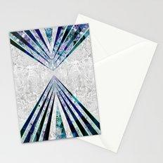 GEO BURST III Stationery Cards