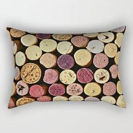 Wine Tops Rectangular Pillow
