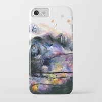 frozen iPhone & iPod Cases featuring Frozen by agnes-cecile
