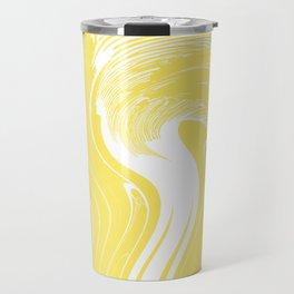 Yellow Fantasy Travel Mug