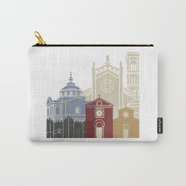 Prato skyline poster Carry-All Pouch