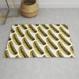 Pickle Pattern Rug