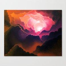 ..... Canvas Print