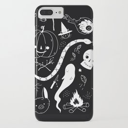 My Favorite Spooky Things iPhone Case
