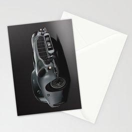 Aston Martin DB5 Digital Painting   Automotive   Cars Stationery Cards