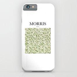Morris - Leaves iPhone Case